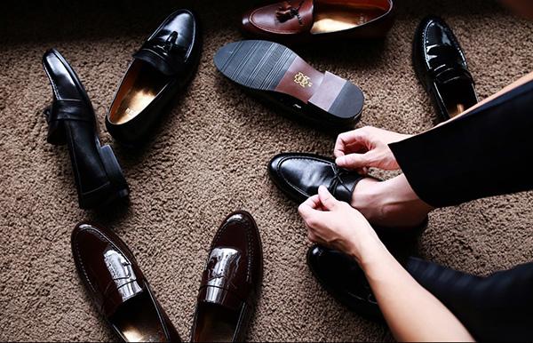 Tầm quan trọng của một đôi giày tây nam công sở