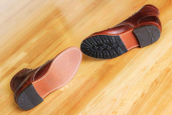 Những điều cần biết về đế giày da nam