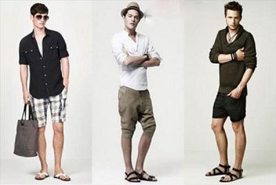 phối giày thể thao với quần short