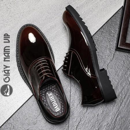 Giày thời trang nam da bóng sành điệu thời thượng