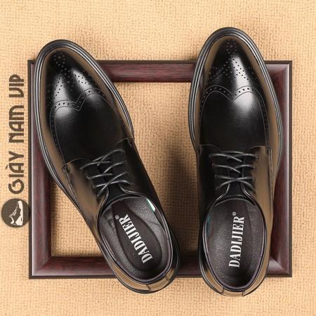 Giày công sở nam phong cách Âu Mỹ nam tính