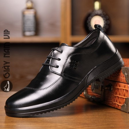 Giày nam thể thao da bò chuẩn men hàng hiệu